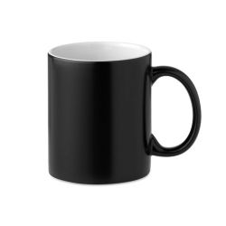 Mug noir sublimation