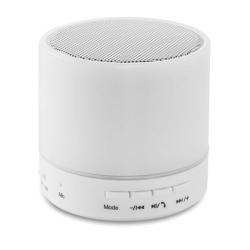Haut-parleur Rond avec LED