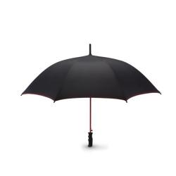 Parapluie tempête ouverture au