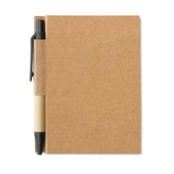 Bloc-notes a/ mini-stylo rec.