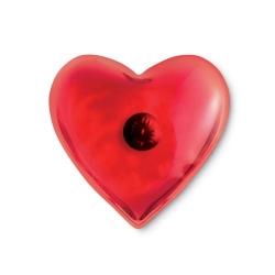 Chaufferette en forme de cœur