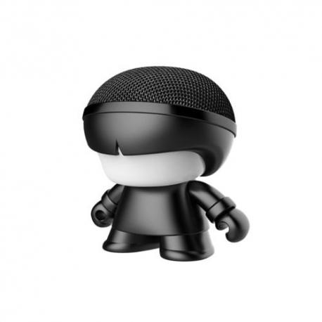 Mini Xoopar Boy Metal Noir