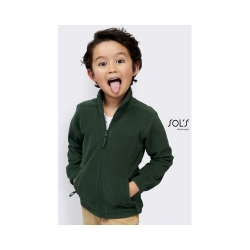 VESTE MICROPOLAIRE ZIPPÉE ENFANT NORTH KIDS