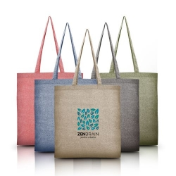 TOTE BAG EN POLYCOTON RECYCLE