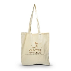 SAC COTON BIODEGRADABLE - TOTE BAG 42x38 cm