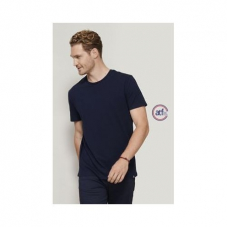 TEE-SHIRT HOMME COL ROND MADE IN FRANCE